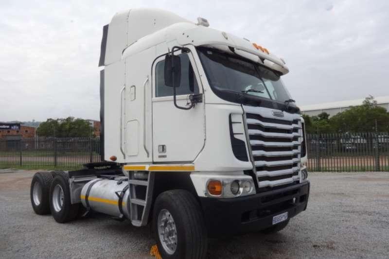 Freightliner Truck Argosy Cummins ISX500 6x4 Mechanical Horse 2012