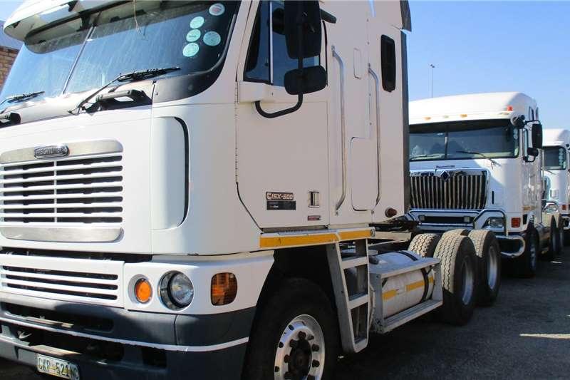 Freightliner Argosy ISX 500 Truck