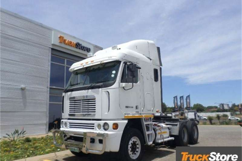 Freightliner Truck-Tractor DDC 12.7 1650 NG 2011