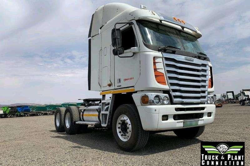 Freightliner Truck-Tractor Double axle 2014 Freightliner Argosy Cummins isx500 2014