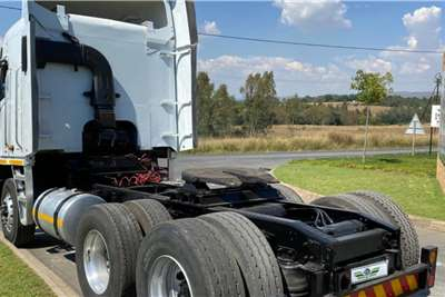 Freightliner 2005 Freightliner Argosy Detroit 440 Truck tractors