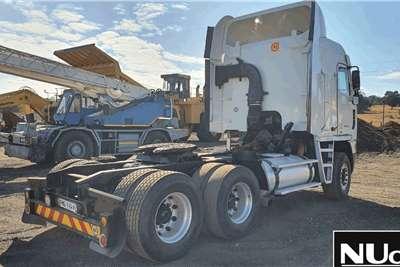 Freightliner 2012 FREIGHTLINER ARGOSY CUMMINS 500 6X4 HORSE Truck tractors
