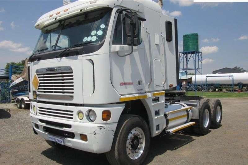 Freightliner Truck tractors Double axle Argosy 530ISX Cummins 2012