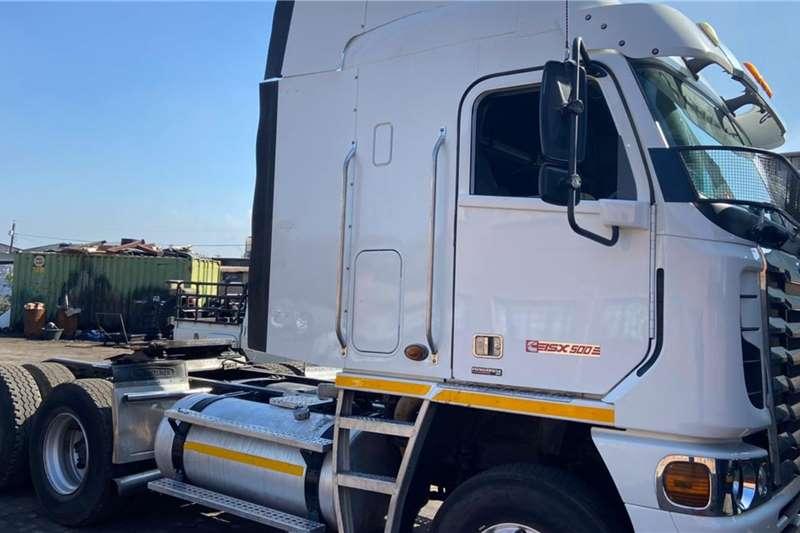 Freightliner Truck tractors Double axle Argosy 90 CUMM 2013