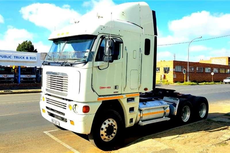Freightliner Truck tractors Double axle Argosy Cummins ISX 620HP 6x4 2012