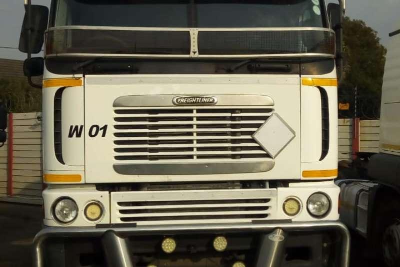 Freightliner Double axle Freightliner Argosy CAT C15 515 (6x4) Truck Tracto Truck tractors