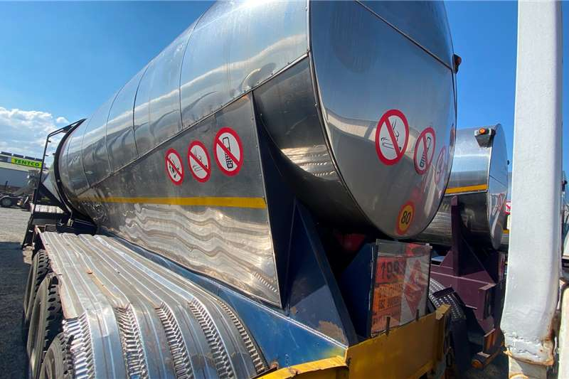 33 000L HFO In Excellent Condition Fuel tanker