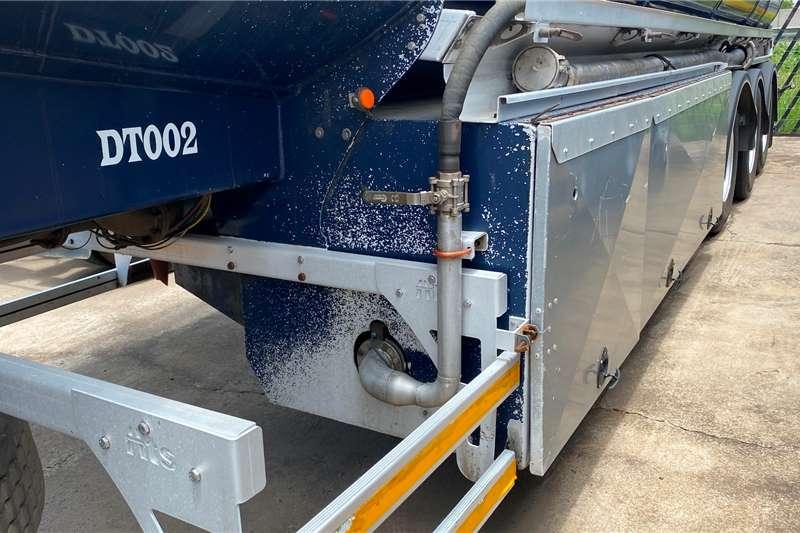 CTS 48 000L Diesel Tanker Fuel tanker