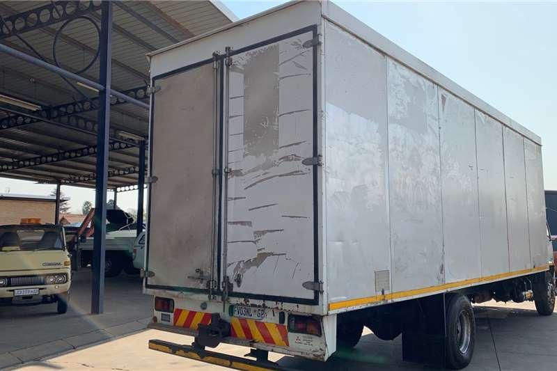 Fuso FM 16 270 F/C Volume Van Box trucks
