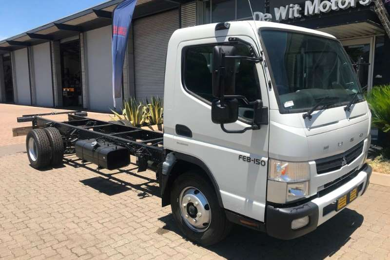 Fuso Chassis cab trucks Canter FE8 150 AMT 2020