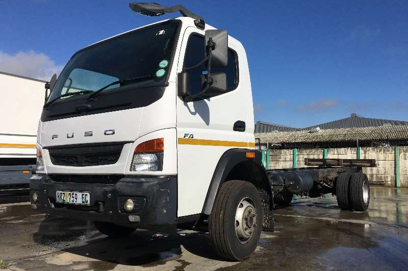 Fuso FA9 137 CHASSIS CAB Chassis cab trucks