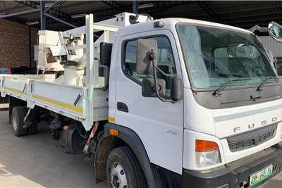 Fuso FA 9 137 F/C D/S 13.5M Aerial Platform Cherry picker trucks