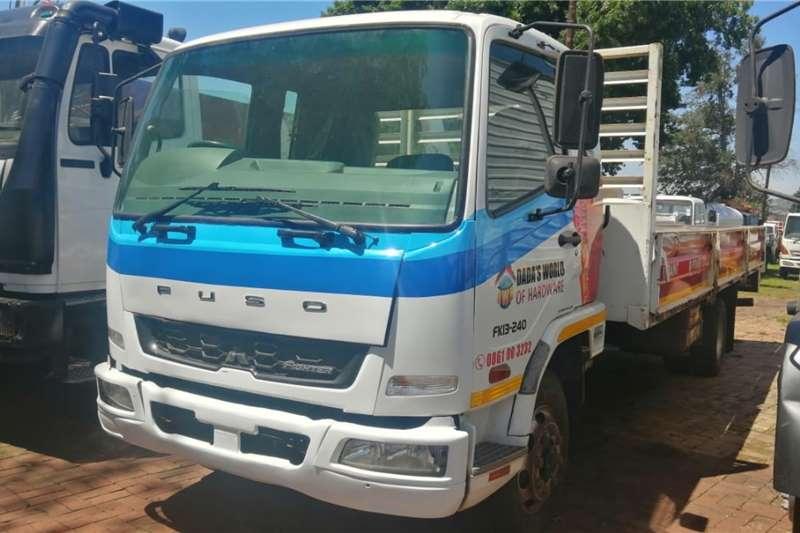 Fuso Dropside trucks FK13 240 2015