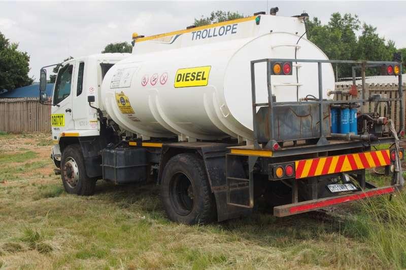 2012 Fuso  Fuso Diesel Bowzer