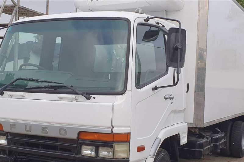 Fuso 10 162 F/UNIT Refrigerated trucks