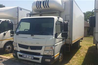 Fuso Canter FE8 150TF Refrigerated trucks