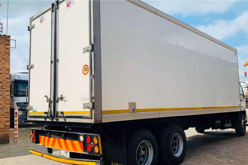 Fuso FM 16 270 Refrigerated trucks