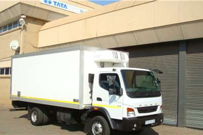 Fuso FUSO FA9 137L REFRIGERATED BOD Refrigerated trucks