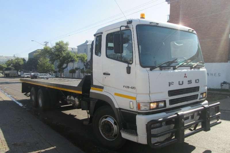 Fuso Rollback trucks 26 420 2013