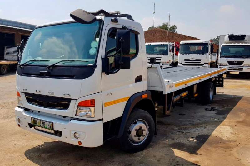 Fuso Rollback trucks FA9 137 2016