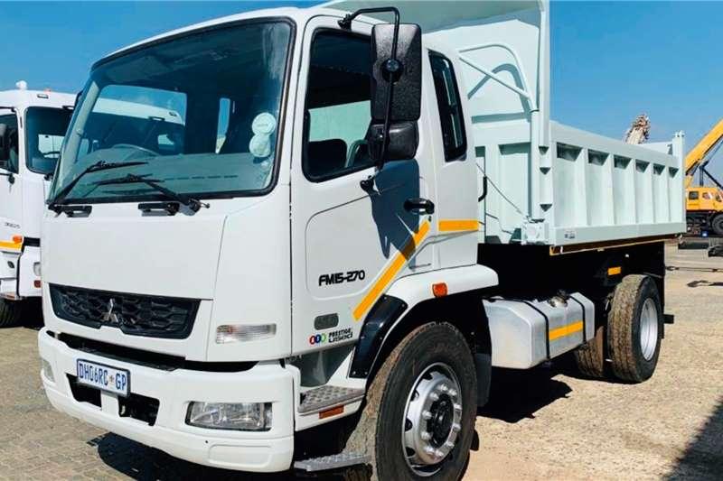 Fuso Tipper trucks FM 15 270 2014