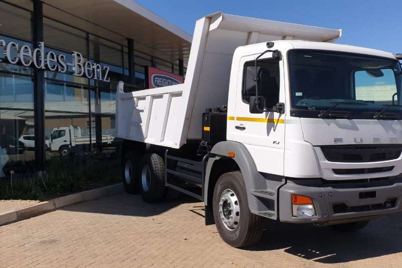 Fuso Tipper trucks Fuso FJ26 280 10m3 Tipper 2019