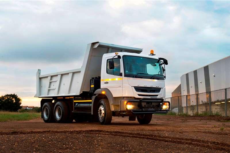 Fuso Fuso FK26 280C 10 CUB Tipper Tipper trucks