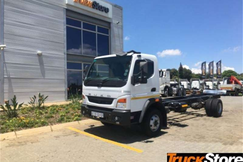 Fuso Truck A9 137 2019