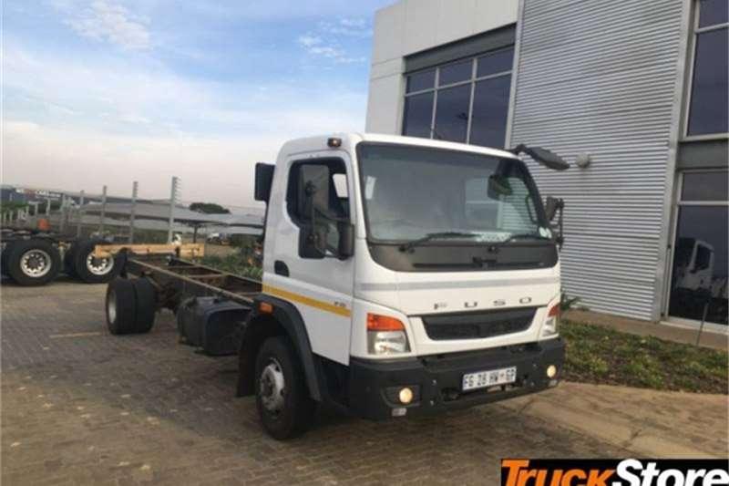 Fuso Truck A9 137 C/C 2016