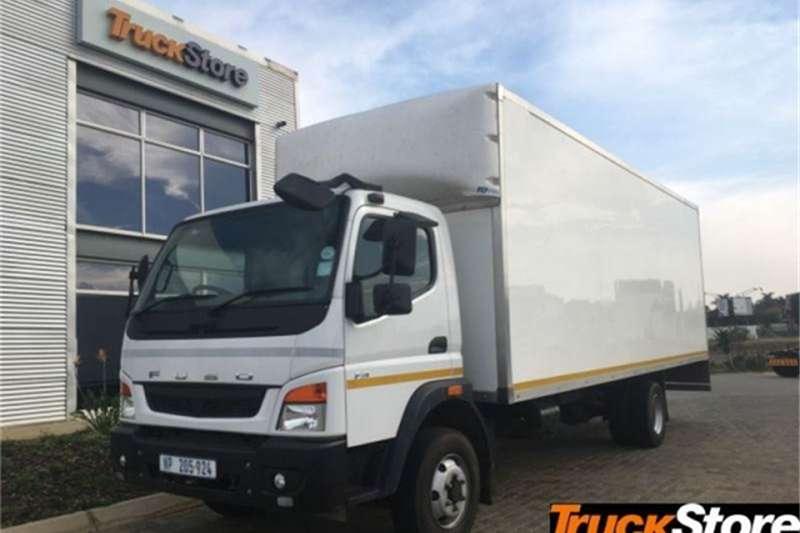 Fuso Truck A9 137 INSULATED 2018