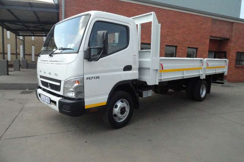 Fuso Truck Canter FE7 136 2019
