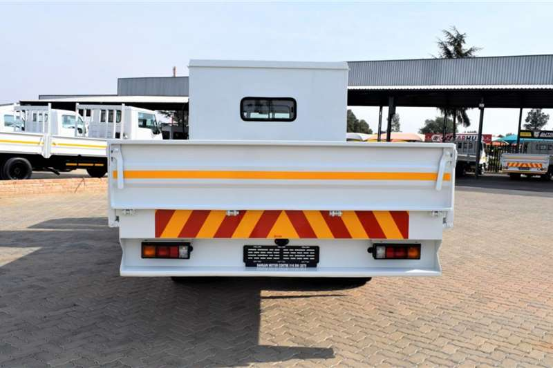 Fuso Canter FE7 136 ( 7 Seater ) Drop side Truck