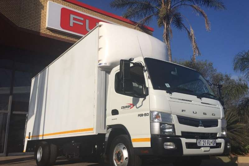 Fuso Truck Canter FE8 150 2018