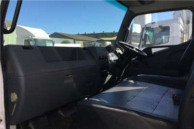 Fuso Chassis cab FA9 137 chassis cab Truck