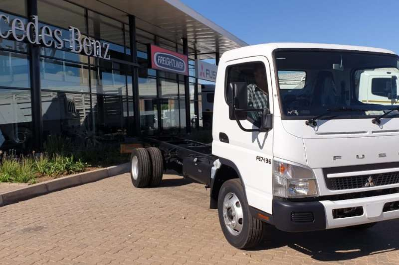 Fuso Truck Chassis cab Fuso FE7 136 Chassis Cab 2019