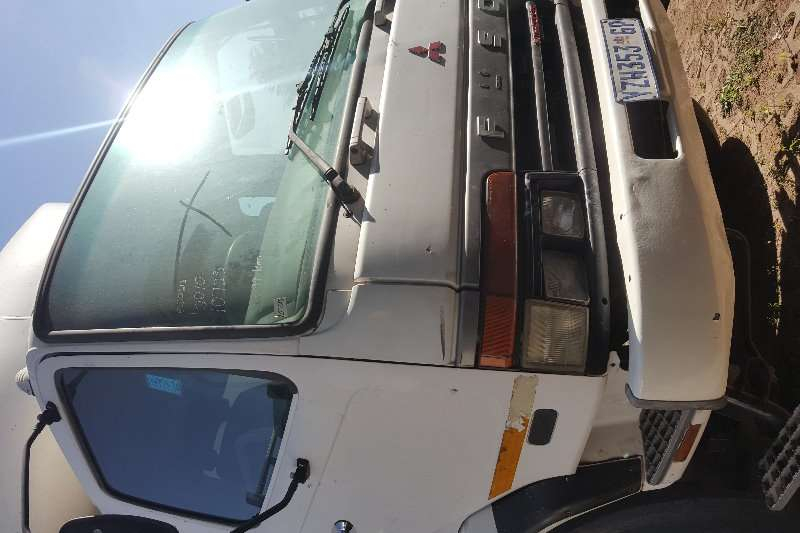 Fuso Curtain side FM14 213 Truck