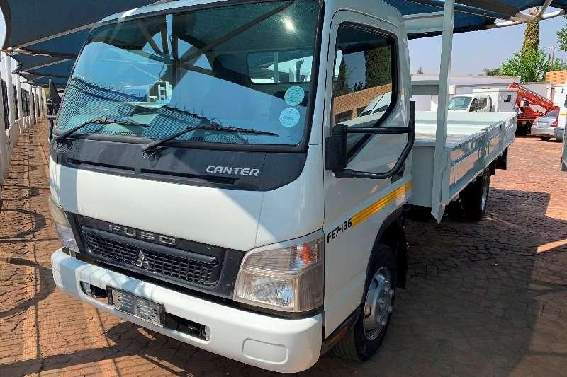 Fuso Truck Dropside Canter 7 136 F/C Dropside 2016