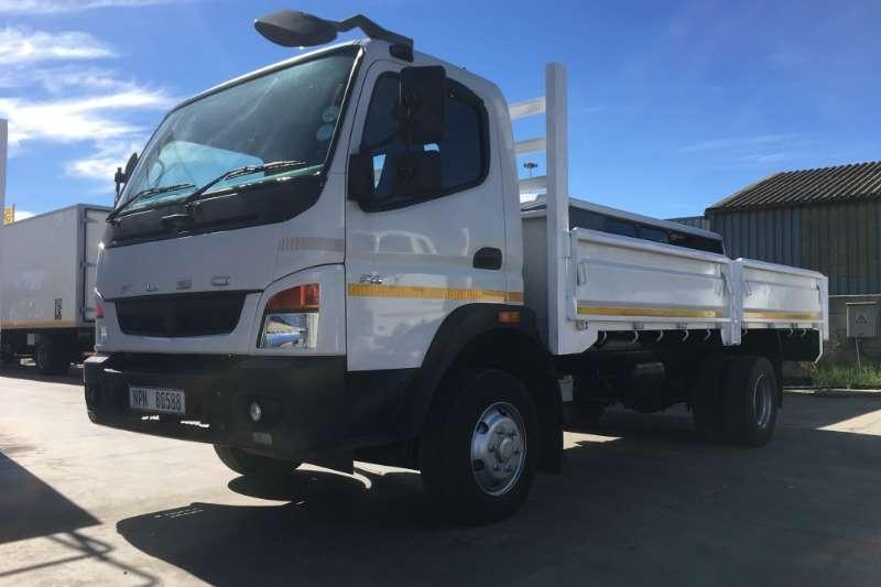 Fuso Truck Dropside FA9 137 DROPSIDE 2016