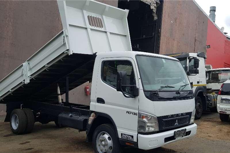Fuso Truck Dropside FE7 136 2016
