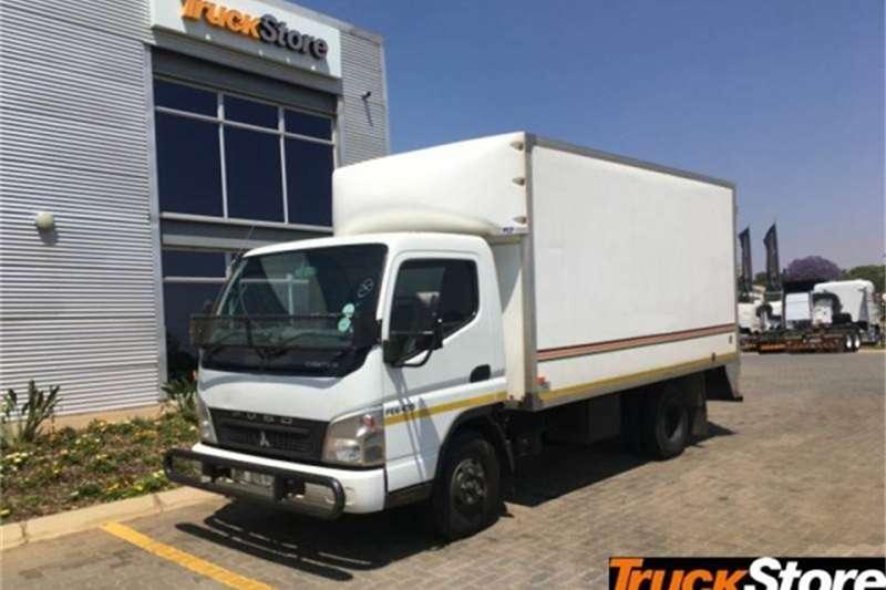 Fuso Truck E6 109 INSULATED 2016