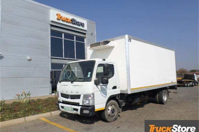 Fuso Truck E6 130 FRIDGEBODY 2015