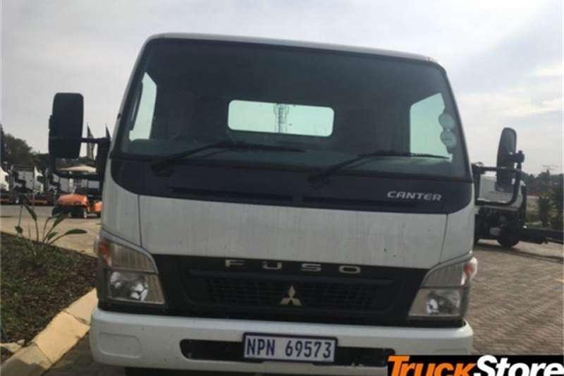 Fuso Truck E7 136 DROPSIDE 2016