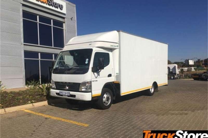 Fuso Truck E7 136 VAN BODY 2018