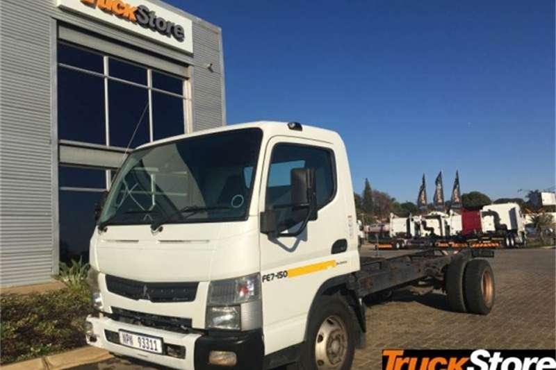 Fuso Truck E7 150 2015