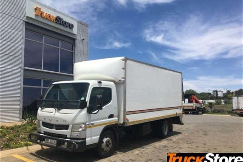 Fuso Truck E7 150 INSULATED 2016