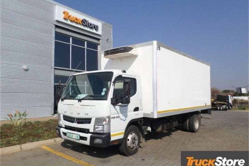 Fuso Truck E8 150 FRIDGEBODY 2015