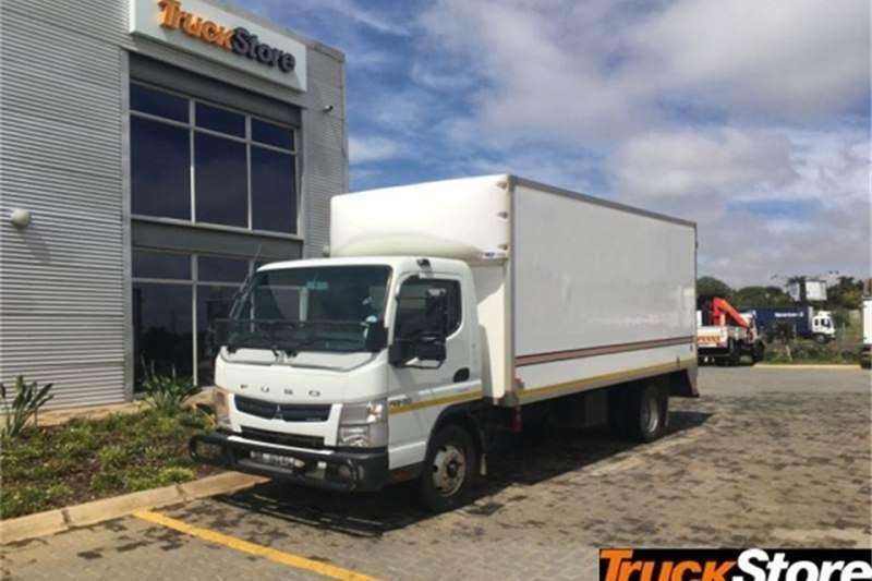 Fuso Truck E8 150 INSULATED 2016