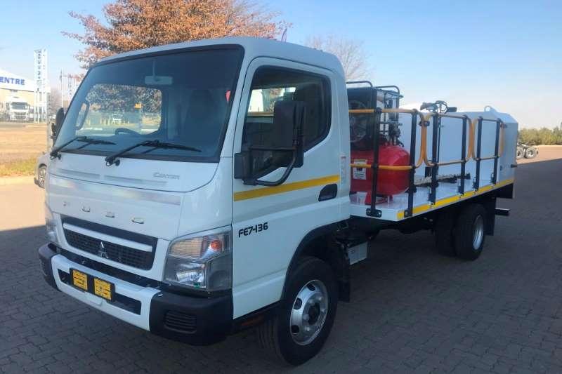 Fuso FE 7 136 Field Service Unit Truck