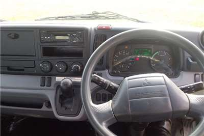 Fuso平板2017 Fuso Canter Fe8 150tf AMT FC卡车