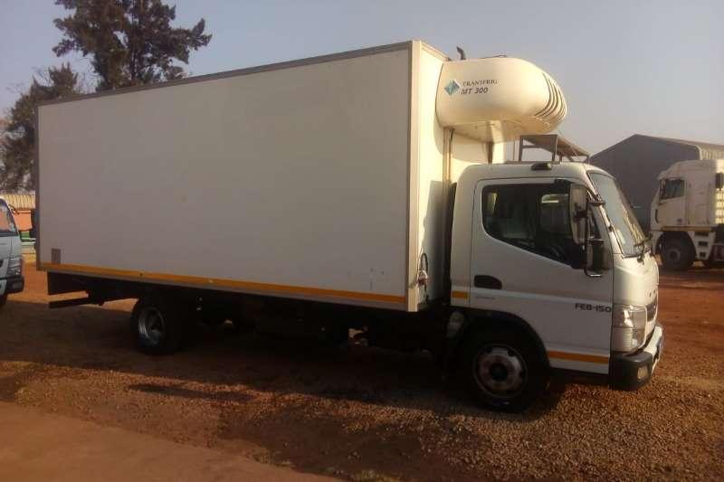 Fuso Truck Fridge truck MITSHUBISHI FUSO FE 8  150 2015